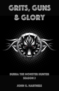 Bubba Season 2 Print Cover