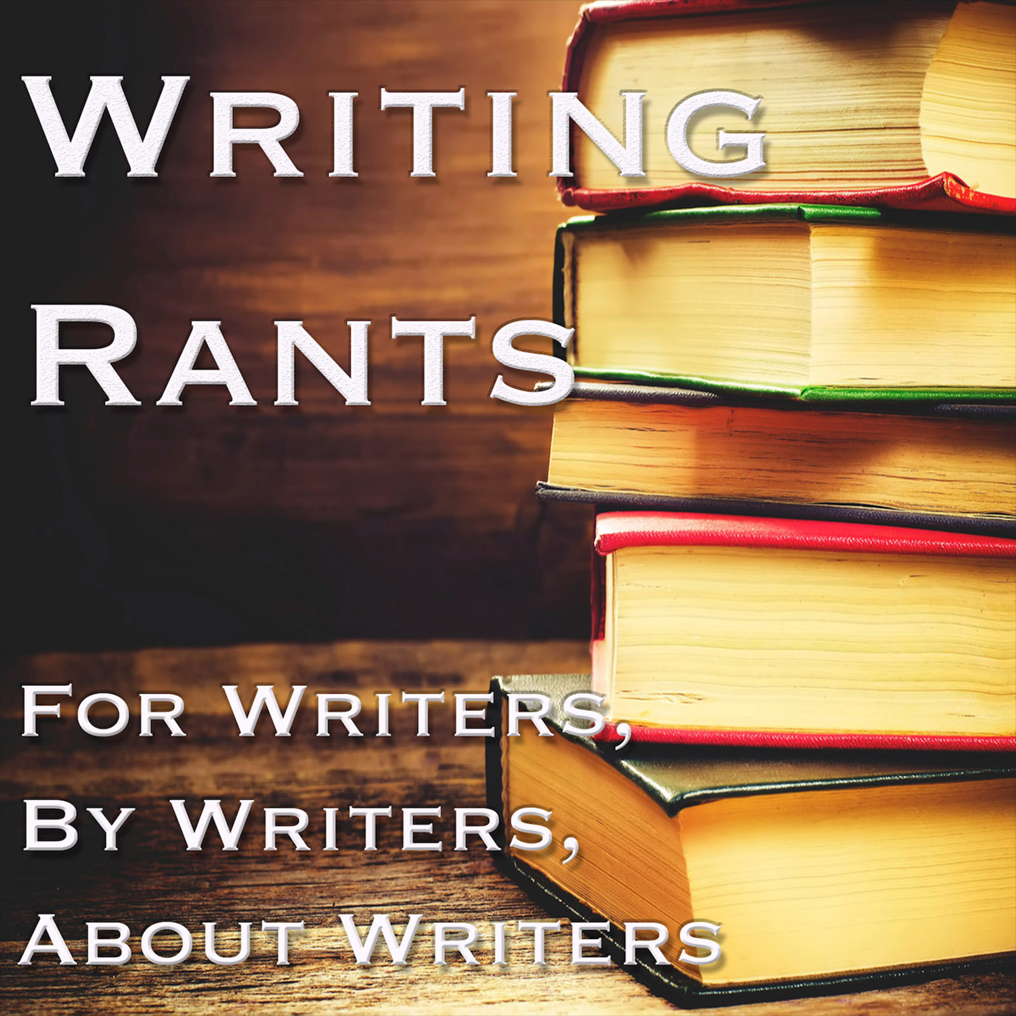 Writing Rants Cover 2